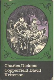Copperfield Dávid I-II. kötet - Régikönyvek