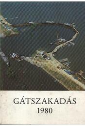 Gátszakadás 1980. - Régikönyvek