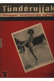 Tündérujjak 1936. június XII. évf. 6. - Régikönyvek