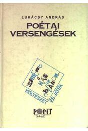 Poétai versengések - Régikönyvek