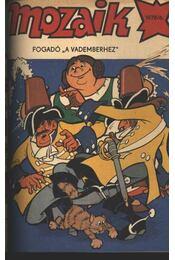 Fogadó ''A Vademberhez'' (Mozaik 1978/6.) - Régikönyvek