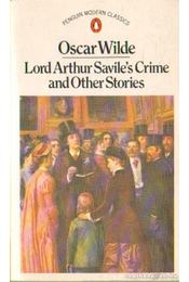 Lord Arthur Savile's Crime and Other Stories - Régikönyvek