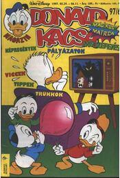 Donald Kacsa 1997/06. - Régikönyvek