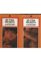 Mi vida secreta I-II. kötet - Régikönyvek