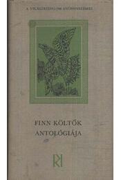 Finn költők antológiája - Régikönyvek