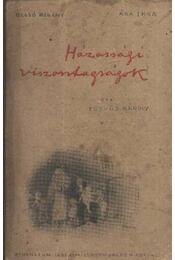 Házassági viszontagságok - Régikönyvek