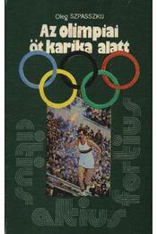 Az olimpiai öt karika alatt - Régikönyvek
