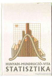 Statisztika - Hunyadi László, Vita László, Mundruczó György - Régikönyvek