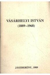 Vásárhelyi István (1889-1968) - Régikönyvek