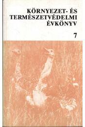Környezet- és természetvédelmi évkönyv 7. - Régikönyvek