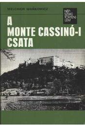 A Monte Cassinó-i csata - Régikönyvek