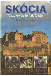 Skócia - A szoknyás férfiak földjén - Régikönyvek