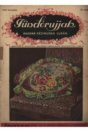 Tündérujjak 1926. december 20. szám - Régikönyvek