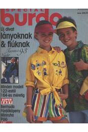 Special Burda 1993. tavasz-nyár - Régikönyvek