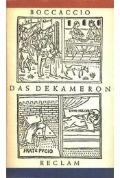 Das Dekameron - Régikönyvek