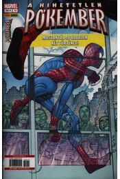 A Hihetetlen Pókember 13. 2006. október - Régikönyvek
