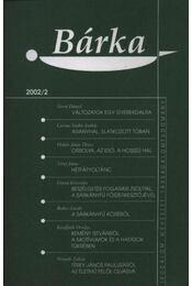 Bárka 2002/2 - Régikönyvek