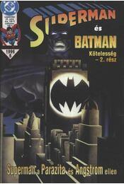 Superman és Batman 1996/5 26. szám - Régikönyvek