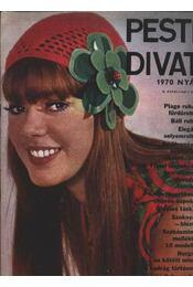 Pesti Divat 1970 nyár - Régikönyvek