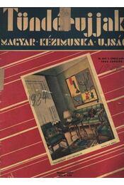 Tündérujjak 1934. január X. évf. 1. (105.) szám - Régikönyvek