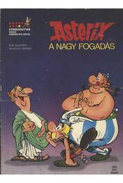 Asterix - A nagy fogadás - Régikönyvek