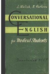Conversational English for medical students - Régikönyvek