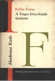 A Prager Könyvkiadó története - Régikönyvek
