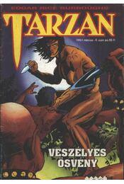 Tarzan 1993/1 március 4. szám - Régikönyvek