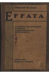 Effata - Régikönyvek