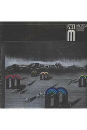 Múzsák Múzeumi Magazin 1976. évf. (teljes) - Régikönyvek