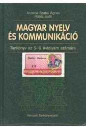 Magyar nyelv és kommunikáció - Régikönyvek