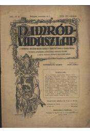 Nimród-Vadászlap 1921. nov. 1. - Régikönyvek