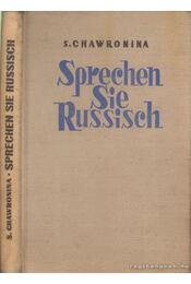 Sprechen Sie Russisch - Régikönyvek