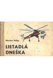 Lietadlá Dneska - Régikönyvek