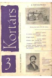 Kortárs 1964/3. - Régikönyvek