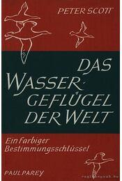 Das Wasser-Geflügel der Welt (A világ vízimadarai) - Régikönyvek