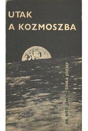 Utak a kozmoszba - Régikönyvek