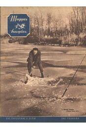 Magyar Horgász 1962. évf. (hiányos) - Régikönyvek