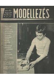 Modellezés 1981. évfolyam - Régikönyvek