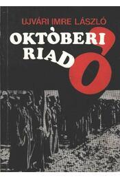 Októberi riadó - Régikönyvek