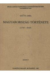 Magyarország története (1790-1849) - Régikönyvek