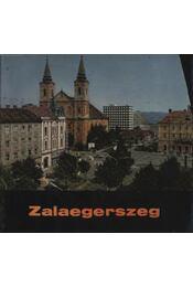 Zalaegerszeg - Régikönyvek