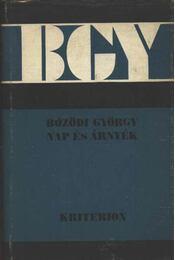 Nap és árnyék - Régikönyvek