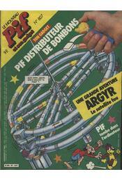 Pif 807 - Régikönyvek