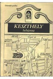 Keszthely belvárosa - Régikönyvek