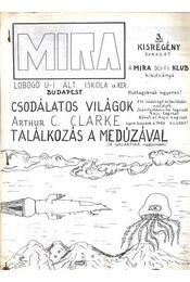 MIRA 3. sz. - Régikönyvek
