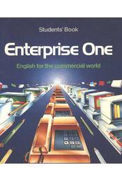 Enterprise One I-II. - Régikönyvek