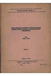 1000 v-nél kisebb feszültségű földelt csillagpont villamos hálozatra kapcsolt fogyasztóberendezések érintésvédelme - Régikönyvek