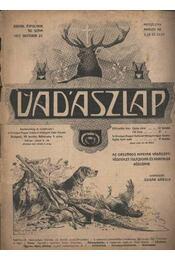 Vadászlap 1917. október 25. - Régikönyvek