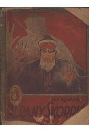 Az arany skorpió - Régikönyvek